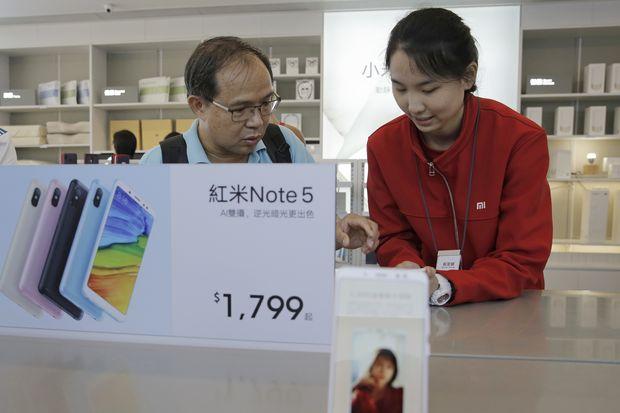 Xiaomi seeks to raise $6.1bn in Hong Kong IPO