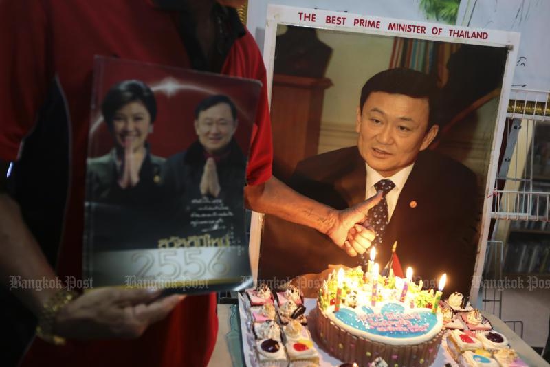 Suriyasai says Thaksin may have violated Political Party Act