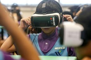 5G trial to stream live virtual reality content  in Singapore