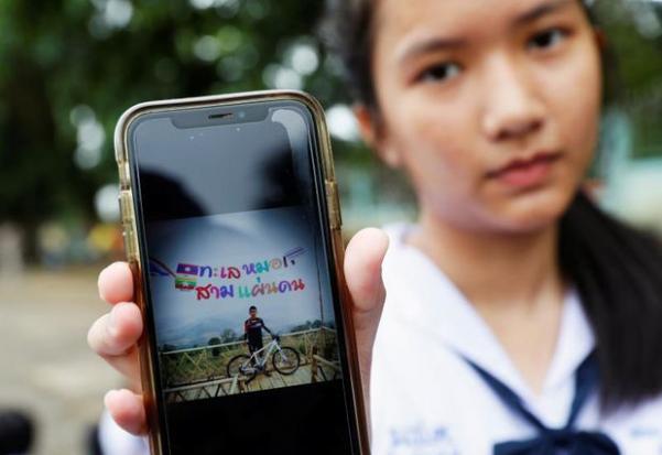 classmates yearn for safe return of boys trapped in cave bangkok post news. Black Bedroom Furniture Sets. Home Design Ideas