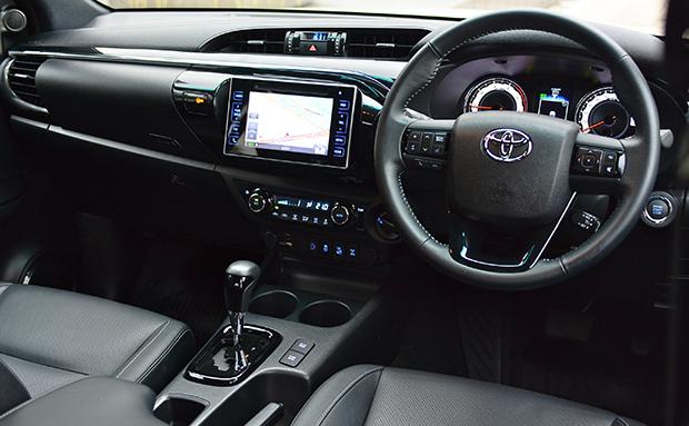 Toyota Hilux Revo Rocco 2 8 G 4x4 (2018) review | Bangkok