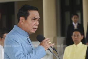 Prayut offers condolences on loss of former Navy Seal