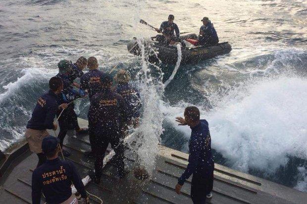 Last 'Phoenix' victim still lost at sea