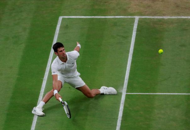 Wimbledon 2018, Novak Djokovic vs Kevin Anderson Final