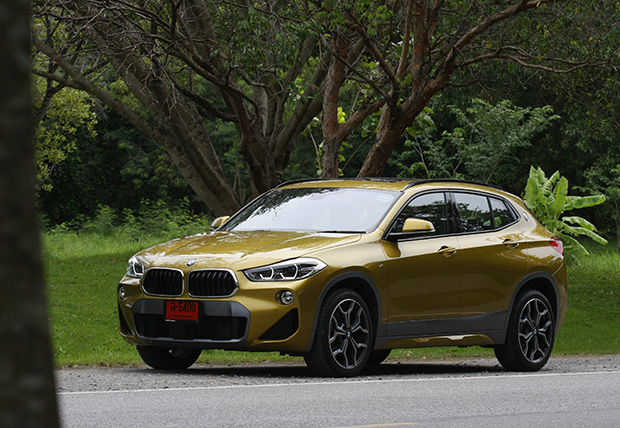 2018 bmw x2 sdrive 20i m sport x 2018 review bangkok. Black Bedroom Furniture Sets. Home Design Ideas