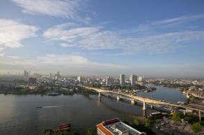 Bangkok-area land prices leap