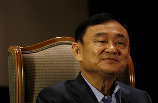 Thaksin confident of 'landslide' victory for Pheu Thai