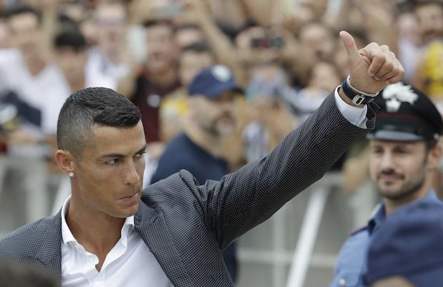 Cristiano Ronaldo fined US$3.7 million in tax evasion case
