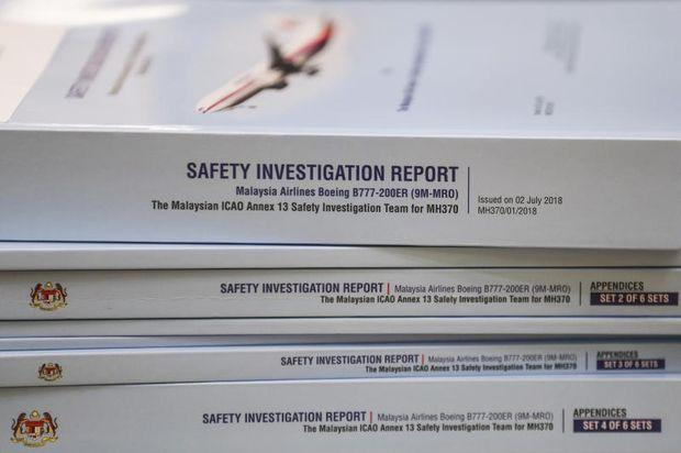 MH370 final report: Families say no new information
