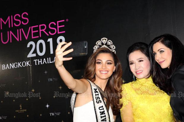 Thailand to host Miss Universe 2018 as pageant returns to Asia