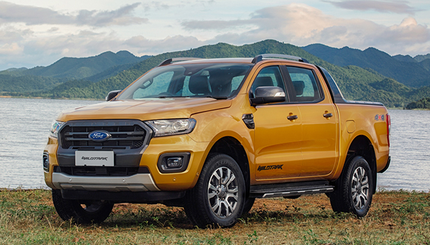 ford ranger wildtrak bi turbo 4x4 2018 review bangkok post auto. Black Bedroom Furniture Sets. Home Design Ideas