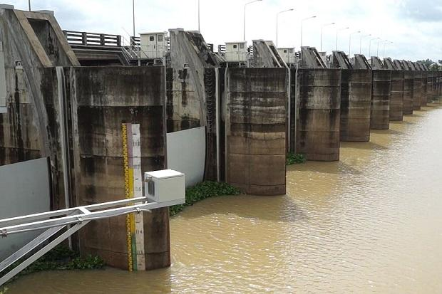 Discharge rate increased at Hua Na dam in Si Sa Ket | Bangkok Post: news