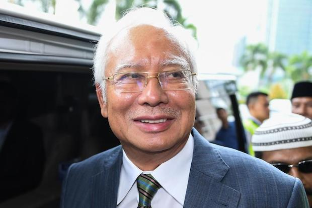 Missing billions: Ex-Malaysian PM Najib Razak denies money laundering in court