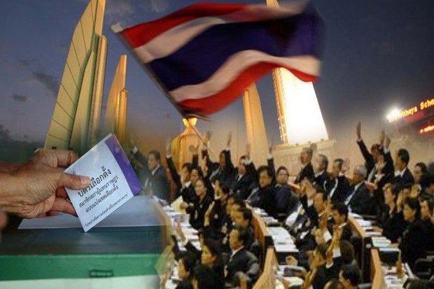 Chances of an election in February now are receding rapidly because the junta-appointed legislature wants to start selection of election monitors all over again.
