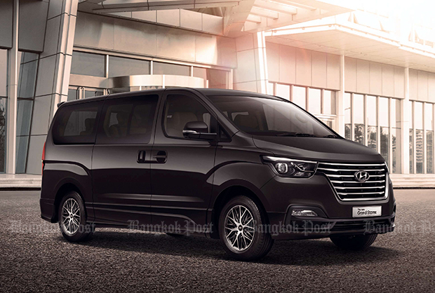 2018 Hyundai H1 and Starex facelift: Thai prices and specs