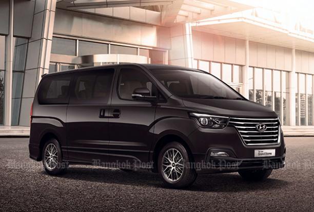 2018 Hyundai H1 And Starex Facelift Thai Prices And Specs Bangkok