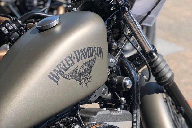 US bikers divided over Trump's war with Harley-Davidson