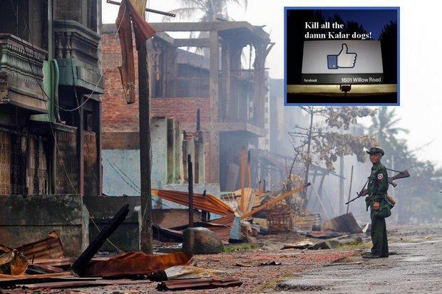 Facebook losing the war on Myanmar hate speech | Bangkok Post: tech