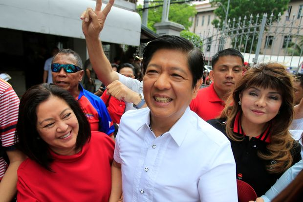 Duterte may resign if Marcos Jr becomes VP