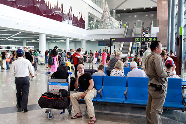 Higher incomes prompting more Cambodians to travel