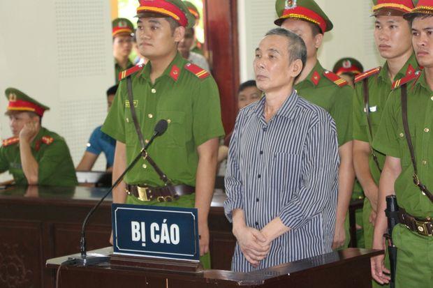 Vietnam sentences activist to 20 years in prison