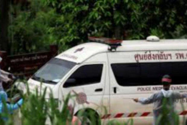 Three-year old dies, forgotten in school van