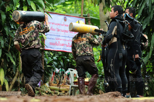 'Thank you' party on Sept 6 for Wild Boars' saviours