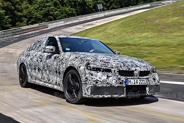 BMW previews new 3 Series for 2019
