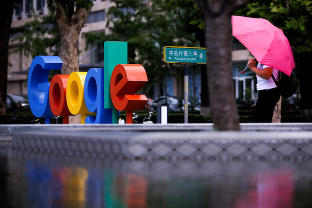 Soul-searching at Google over possible return to China