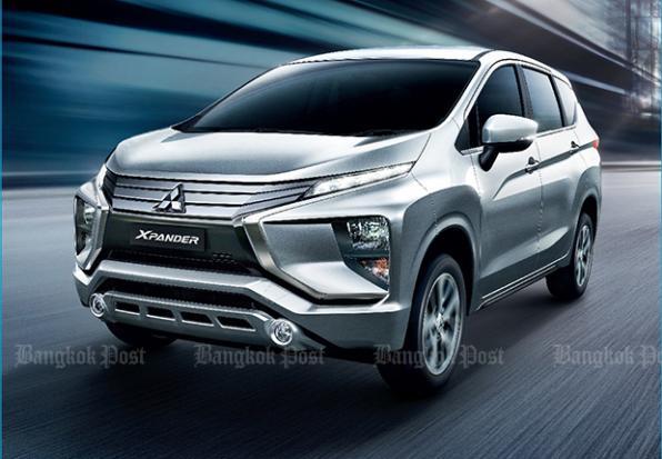 2018 Mitsubishi Xpander: Thai Prices And Specs