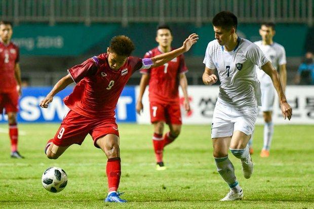 Thais Near Elimination In Asian Games Football