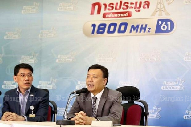 NBTC's spectrum auction woes go on