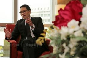 Bank of Thailand chief strikes hawkish tone