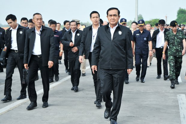 PM's cash splurge continues in Ranong