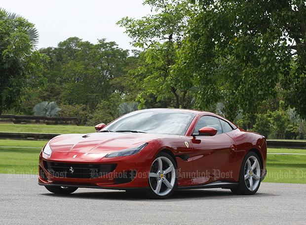 Ferrari Portofino (2018) review