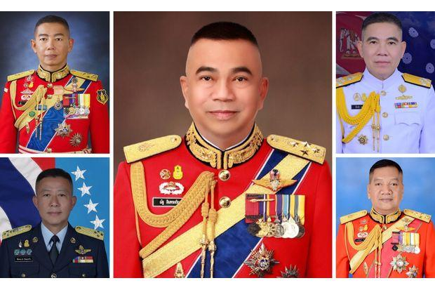Apirat named new army chief | Bangkok Post: news