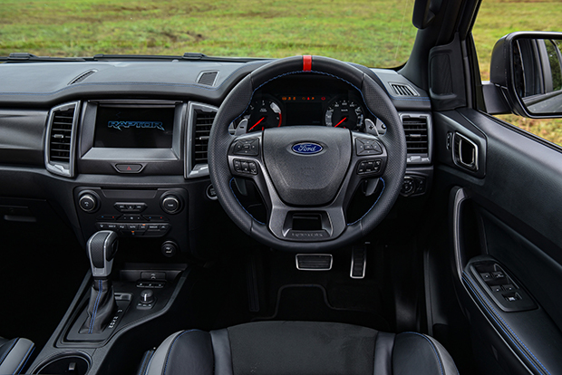 ford ranger raptor  bi turbo  review bangkok post auto