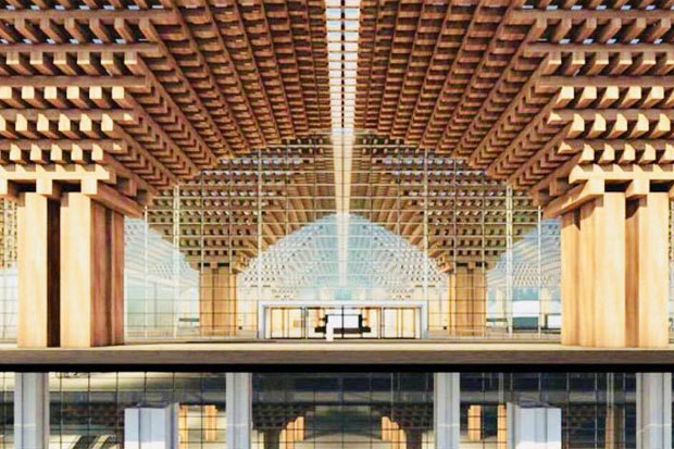 'Fire risk' warning for new Suvarnabhumi terminal design