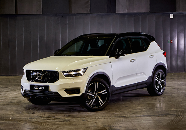 2018 Volvo Xc40 Thai Prices And Specs Bangkok Post Auto