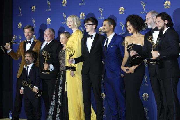 Game of Thrones' takes top prize at surprising Emmys | Bangkok Post