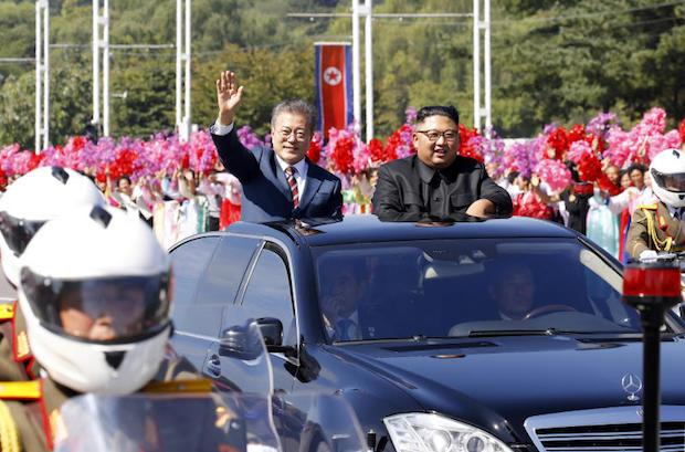 North, South Korean Leaders Hold Third Summit