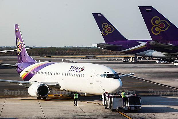 Government prods Thai Airways about plane buys | Bangkok ...