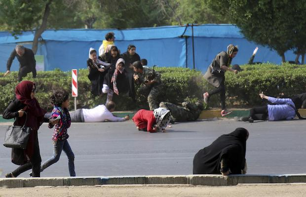 Elite Iranian soldiers killed in attack on military parade