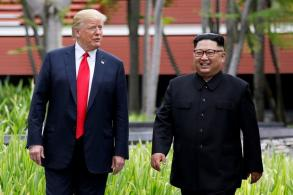 Second Trump-Kim summit 'quite soon'