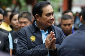 Gen Prayut's clumsy foray into politics