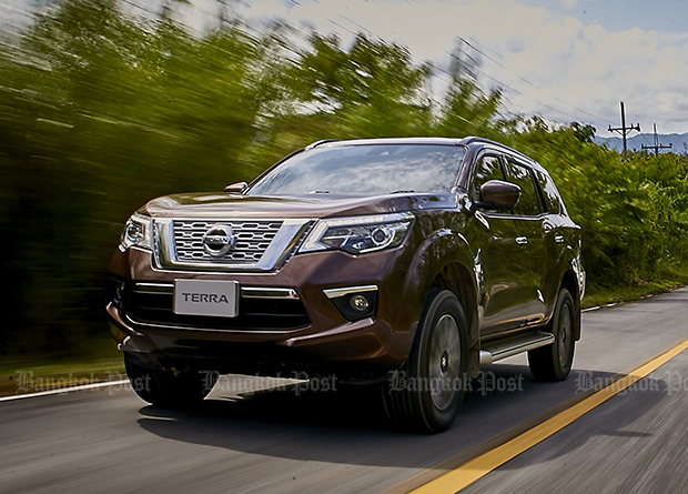Nissan Terra 2.3 VL 4WD (2018) review