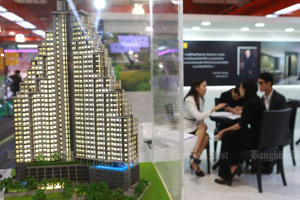 Bangkok condo prices up 11%