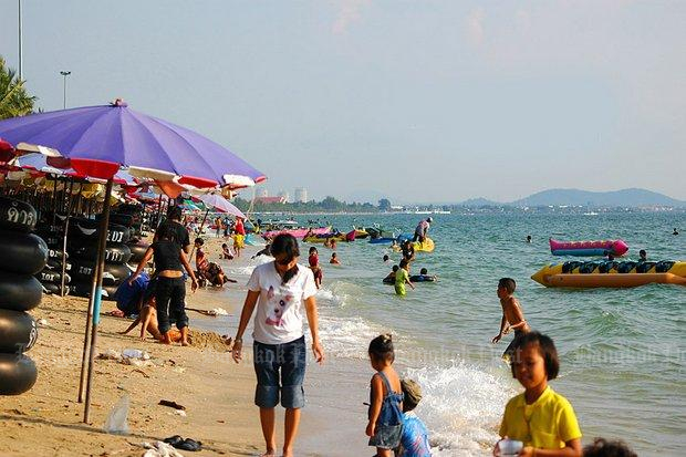 Tourist sites packed over the weekend