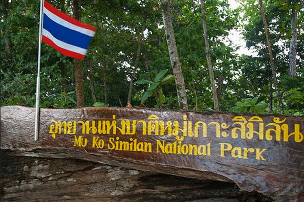 Parks officials refuse to budge over Similan quota
