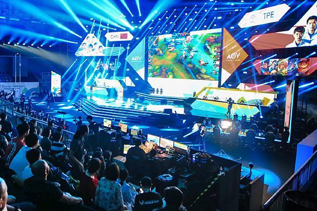 E Sport Sport Or Not Bangkok Post News